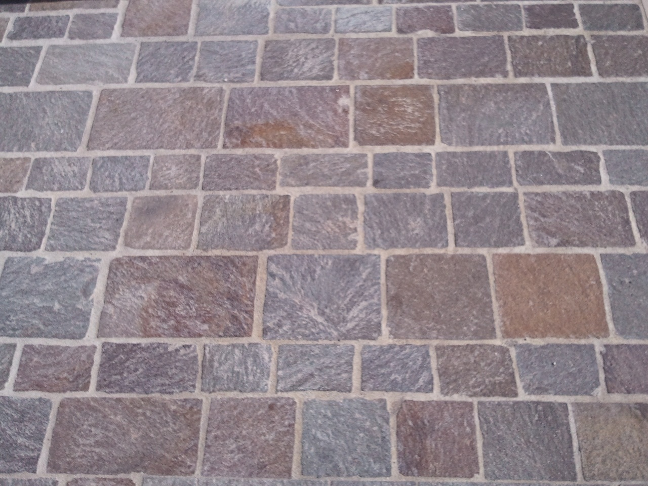 Zem enrico marmi prezzi sassi rivestimento muri super - Posa a correre piastrelle ...