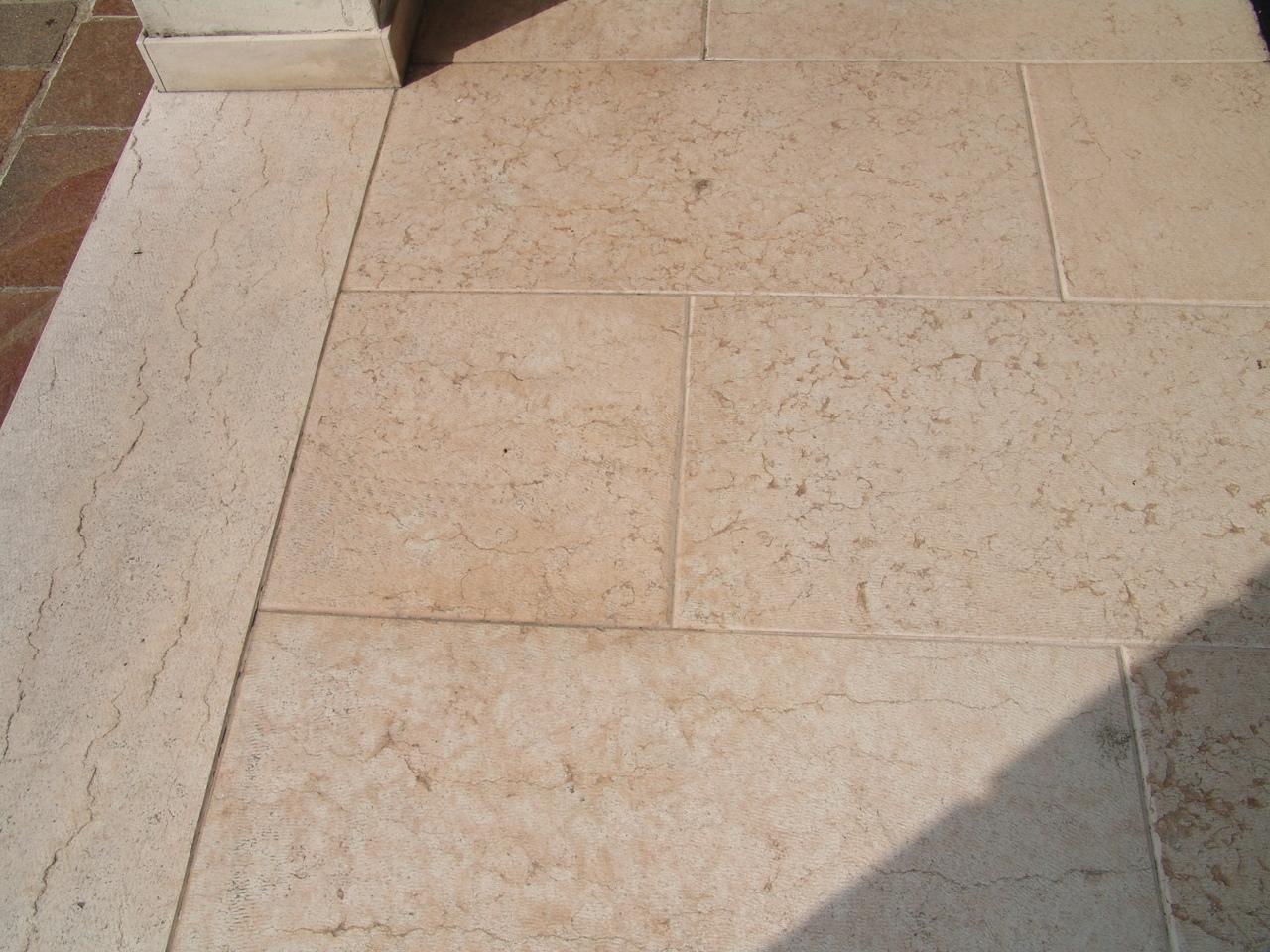 Piastrelle in pietra per esterni. cheap luardesia il meteriale